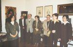 2004 Szymbark - Dworek Mieszczański, wernisaż