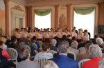 Wernisaż uświetnił występ chóru Towarzystwa Śpiewu z Raszkowa.